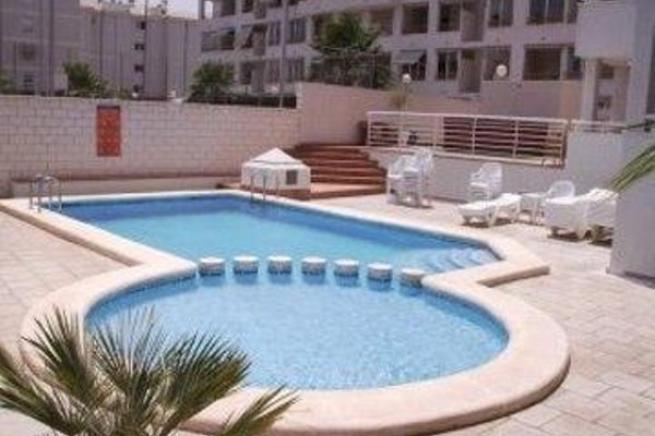 Apartamento Albir Plaza Holiday - фото 8