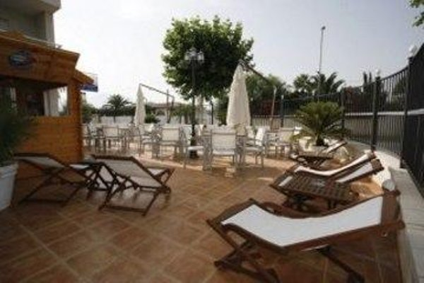 Apartamento Albir Plaza Holiday - фото 11