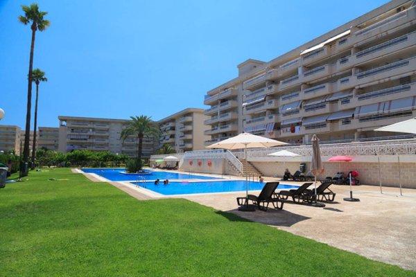 UHC Aquamarina Apartments - фото 16
