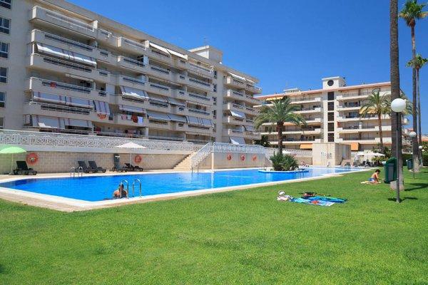 UHC Aquamarina Apartments - фото 22