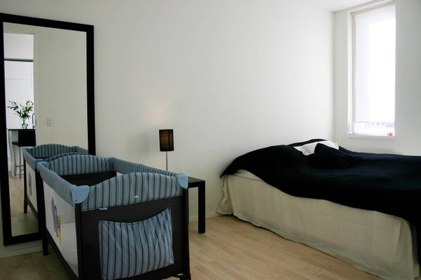 Thorshavnsgade Apartment - фото 12