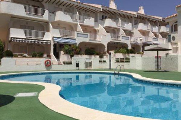Apartment Calas de Campoamor en Aguamarina - фото 20
