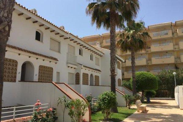 Apartment Calas de Campoamor en Aguamarina - фото 9