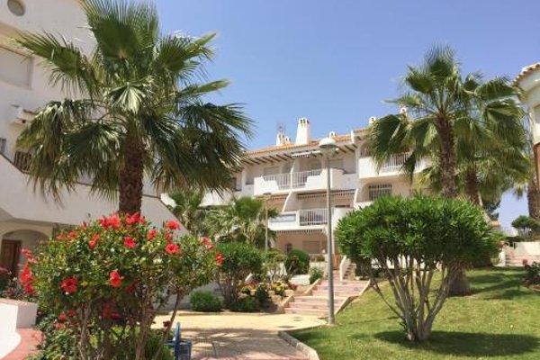Apartment Calas de Campoamor en Aguamarina - фото 10