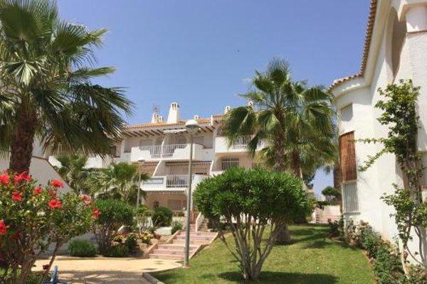Apartment Calas de Campoamor en Aguamarina - фото 11