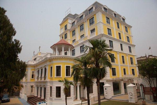 The Maya Manor Boutique Hotel - фото 22