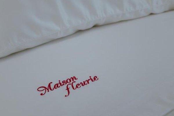 Maison Fleurie - фото 21