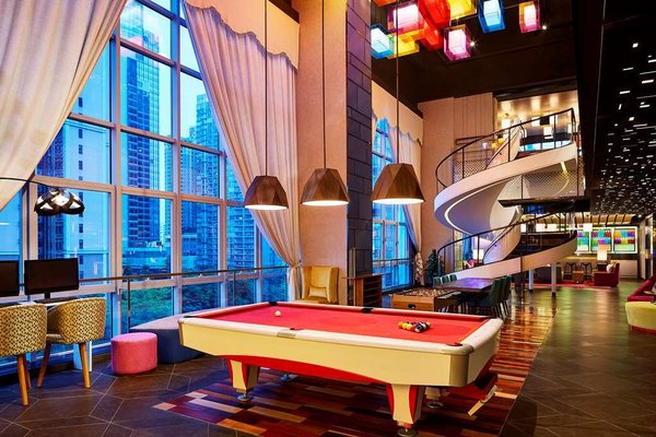Aloft Guangzhou Tianhe - фото 14