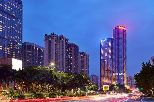 Aloft Guangzhou Tianhe - фото 22
