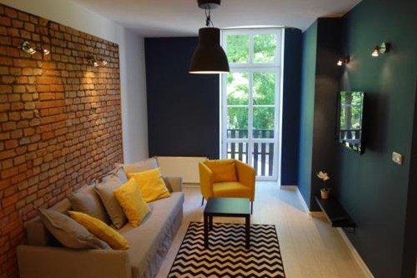 Apartament Barlickiego - 28