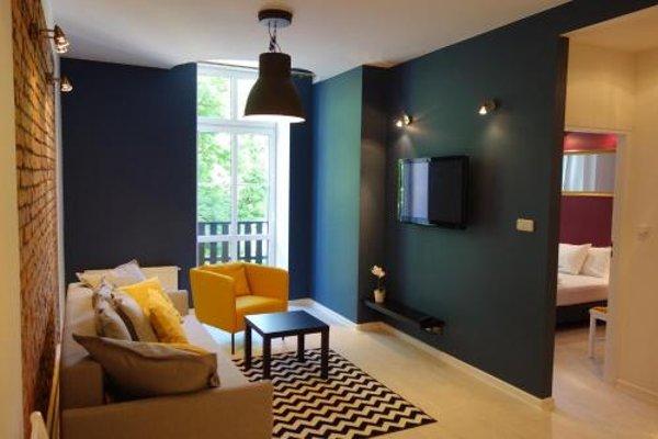 Apartament Barlickiego - 15