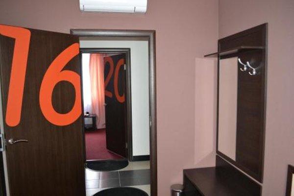 Мотель Глобус - фото 15