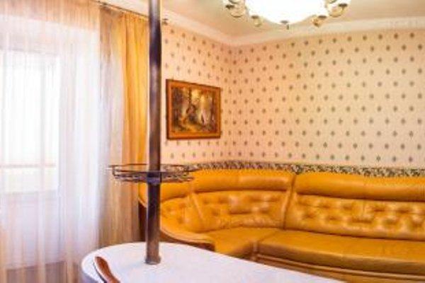 Апартаменты «Крассталкер на Взлетной» - фото 11