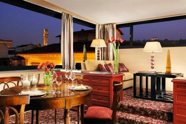 Hotel Helvetia & Bristol - фото 11