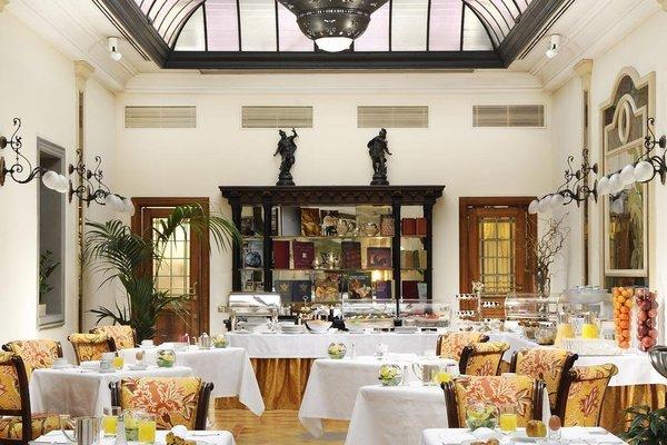 Hotel Helvetia & Bristol - фото 12