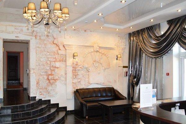 Мини-Отель Южный Дворик - фото 12
