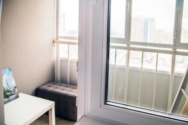 Апартаменты Крассталкер на Мартынова 20 - фото 14