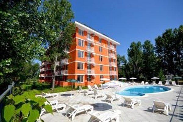 Апартаменты Menada in Gerber Residence - 16