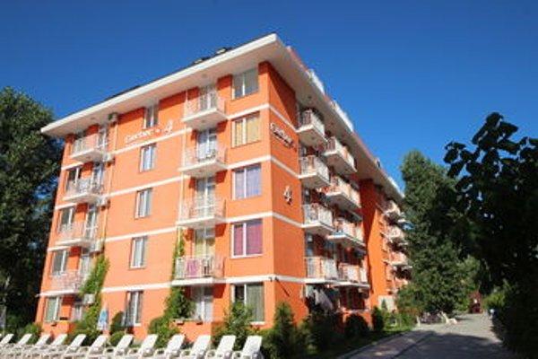 Апартаменты Menada in Gerber Residence - 17