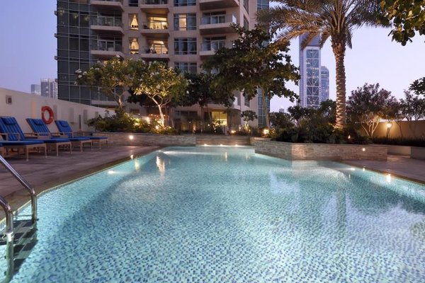Dream Inn Dubai Apartments - Loft Towers - 21