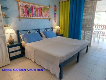 Апартаменты Green Garden Apartment