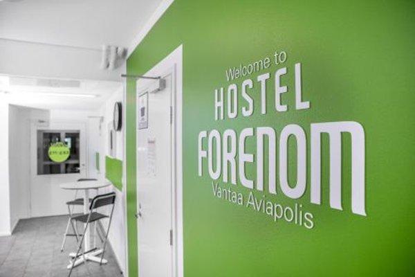 Forenom Hostel Vantaa Aviapolis - фото 15