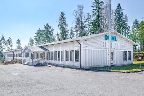 Forenom Hostel Vantaa Aviapolis - фото 22