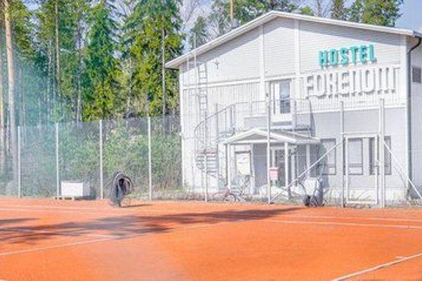 Forenom Hostel Vantaa Aviapolis - фото 23