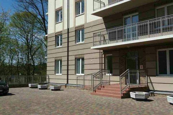 Апартаменты Ольга - фото 14