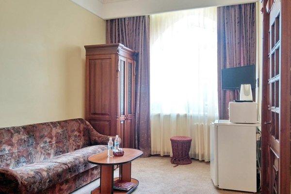 Отель Беркут - фото 7