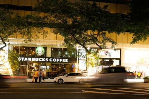 Guangzhou Boman Apartment Zhengjia Huangshi Branch - фото 3