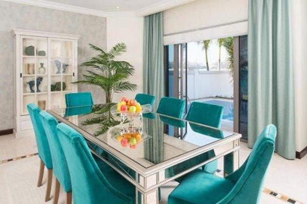 Nasma Luxury Stays - Frond L, Palm Jumeirah - фото 11