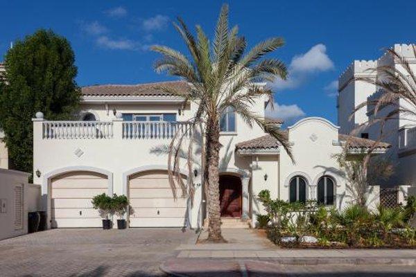 Nasma Luxury Stays - Frond M, Palm Jumeirah - фото 30