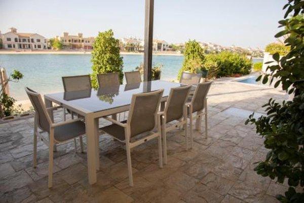 Nasma Luxury Stays - Frond M, Palm Jumeirah - фото 18