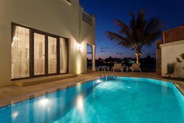 Nasma Luxury Stays - Frond M, Palm Jumeirah - фото 21