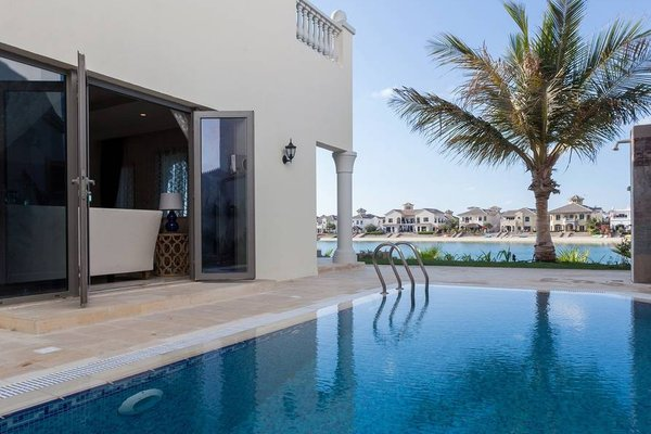 Nasma Luxury Stays - Frond M, Palm Jumeirah - фото 22
