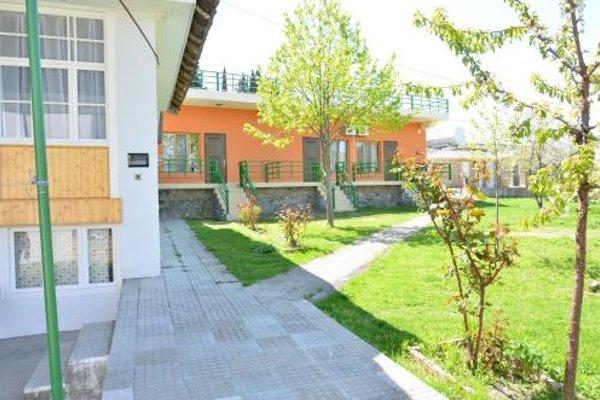 Sheki Panorama Guest House - фото 9