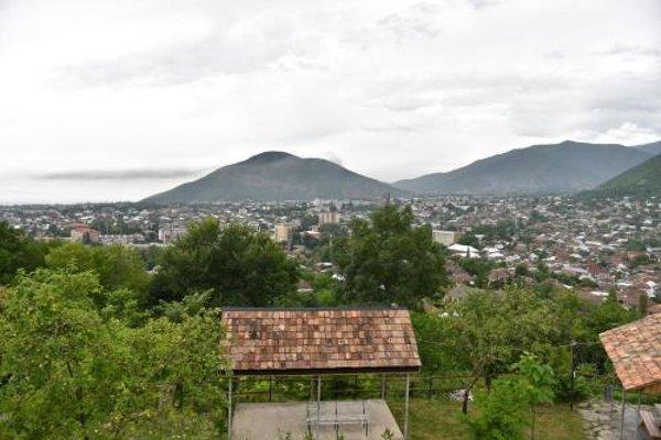 Sheki Panorama Guest House - фото 17