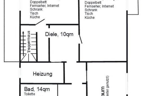 Grosszugige Souterrainzimmer - фото 10