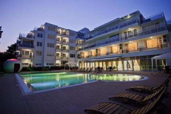 Sea Apartments in Incognito Aparthotel - фото 3
