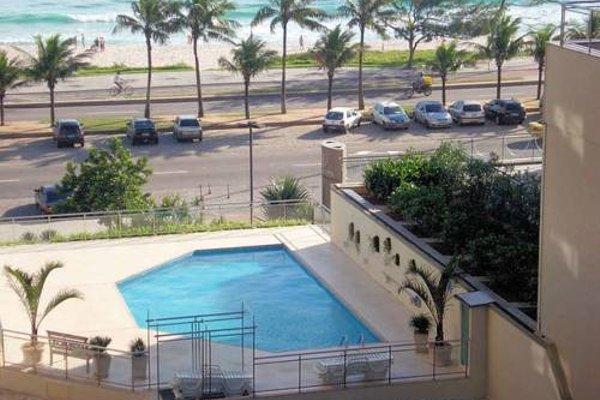 Barra da Tijuca Apart Hotel - фото 6