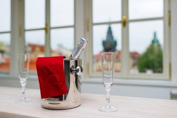 Jindrisska Apartments - фото 20
