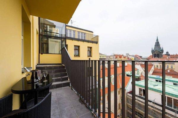 Jindrisska Apartments - фото 23