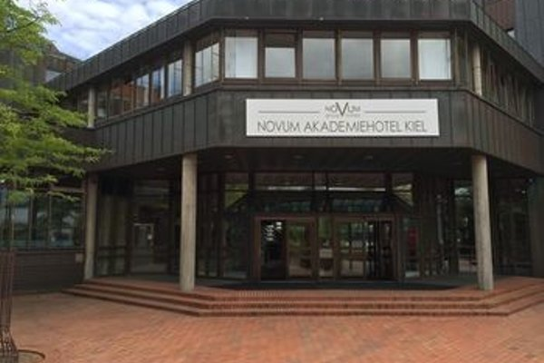 Novum Akademiehotel Kiel - фото 20