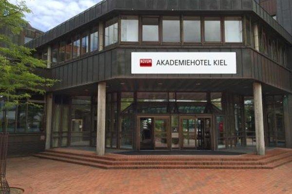 Novum Akademiehotel Kiel - фото 21