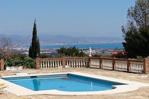Villa private pool sea view - фото 50