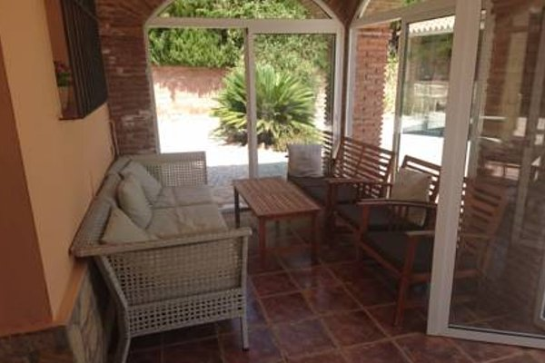 Villa private pool sea view - фото 10