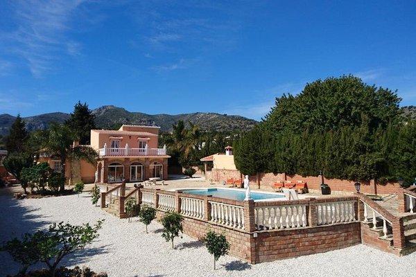 Villa private pool sea view - фото 13