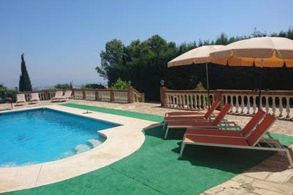 Villa private pool sea view - фото 15