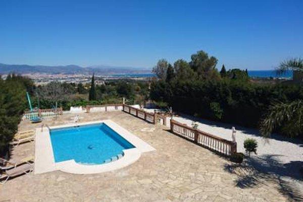 Villa private pool sea view - фото 16